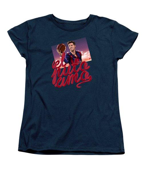 Lionel Elputoamo Women's T-Shirt (Standard Cut) by Akyanyme