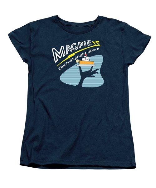 Mag Pies Women's T-Shirt (Standard Cut) by Luis Pangilinan