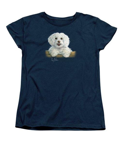 Mimi Women's T-Shirt (Standard Cut) by Lucie Bilodeau