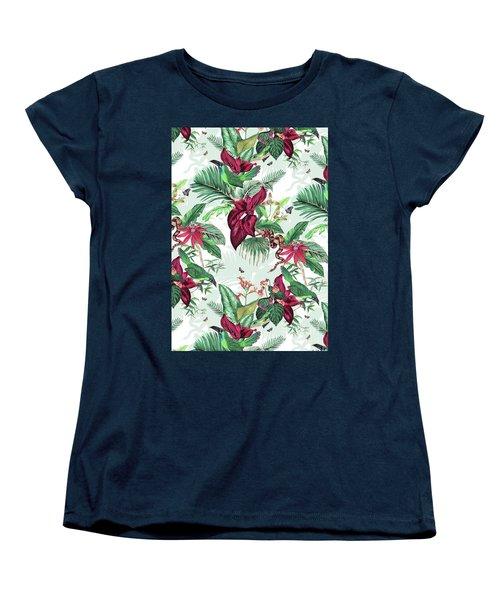 Nicaragua Women's T-Shirt (Standard Cut) by Jacqueline Colley