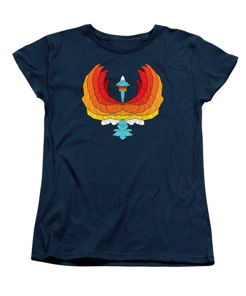 Phoenix Women's T-Shirt (Standard Cut) by Dusty Conley