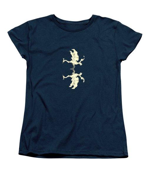 Poulia Women's T-Shirt (Standard Cut) by Julio Lopez