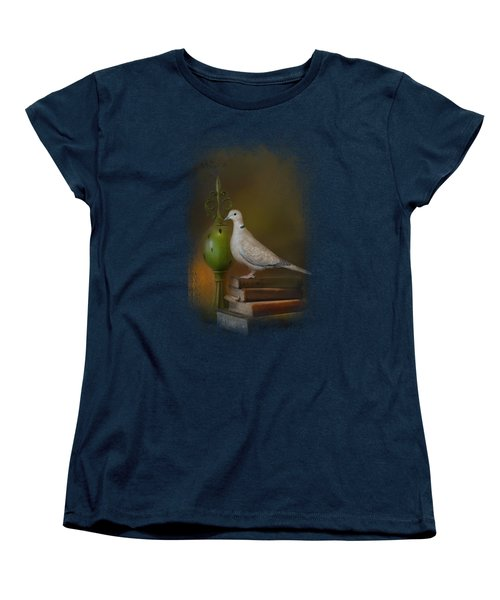 Read Me A Story Women's T-Shirt (Standard Cut) by Jai Johnson