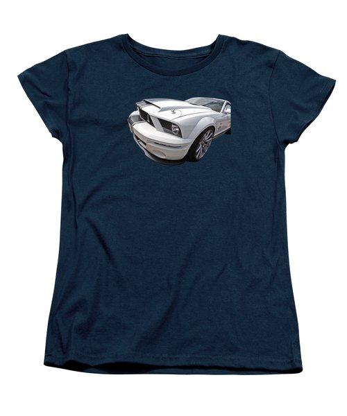 Sexy Super Snake Women's T-Shirt (Standard Cut) by Gill Billington