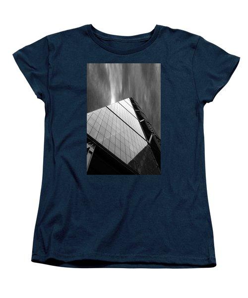Sharp Angles Women's T-Shirt (Standard Cut) by Martin Newman