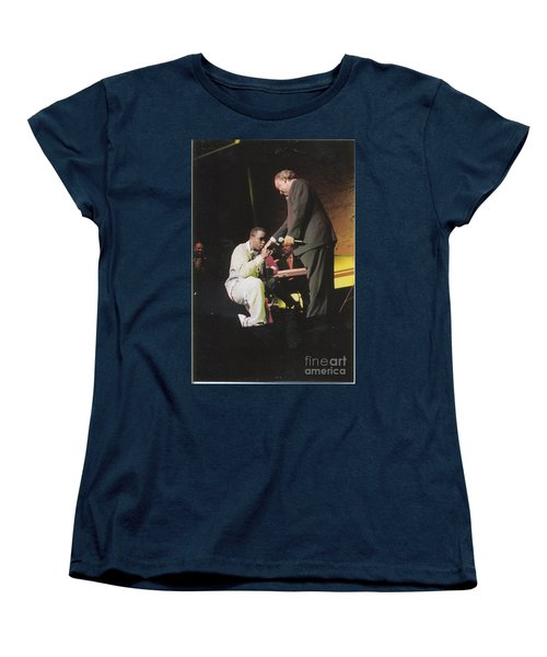 Sharpton 50th Birthday Women's T-Shirt (Standard Cut) by Azim Thomas