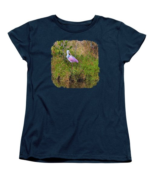 Spoonie Art 2 Women's T-Shirt (Standard Cut) by John M Bailey