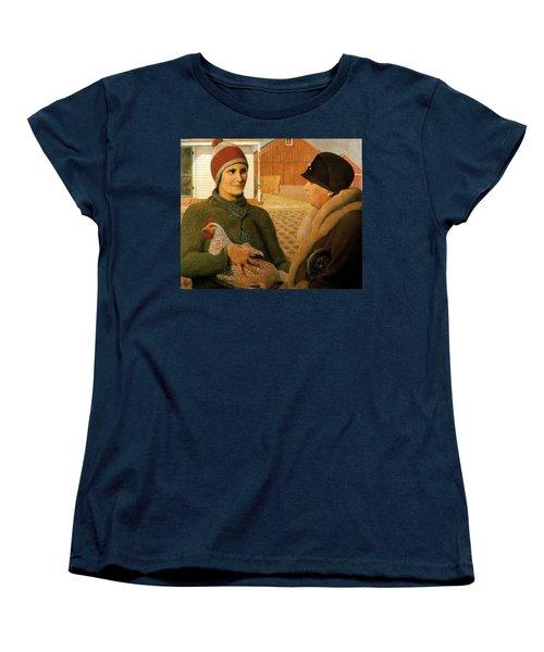 The Appraisal Women's T-Shirt (Standard Cut) by Celestial Images