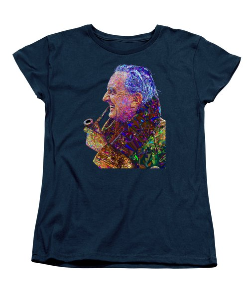 Tolkster T Women's T-Shirt (Standard Cut) by Douglas Christian Larsen