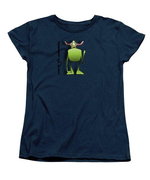 Tollak Women's T-Shirt (Standard Cut) by Uncle J's Monsters