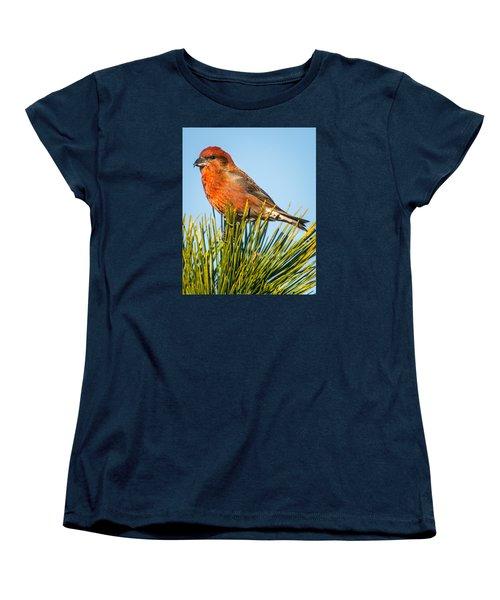 Tree Top Women's T-Shirt (Standard Cut) by John Crookes