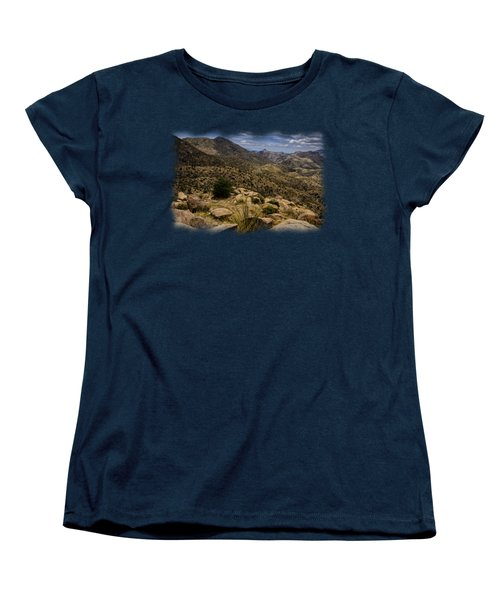 Windy Point No.5 Women's T-Shirt (Standard Cut) by Mark Myhaver