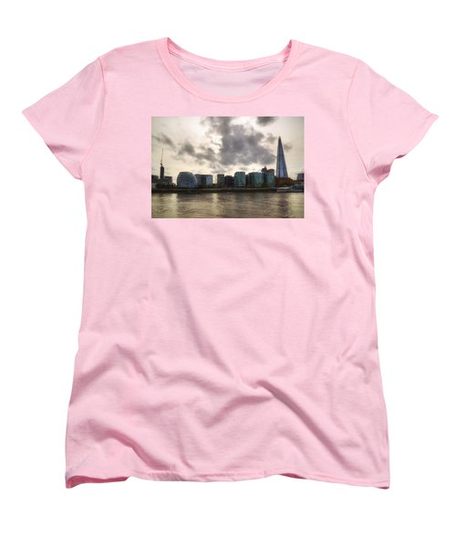 London Women's T-Shirt (Standard Cut) by Joana Kruse