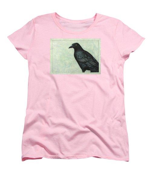 Grackle Women's T-Shirt (Standard Cut) by James W Johnson