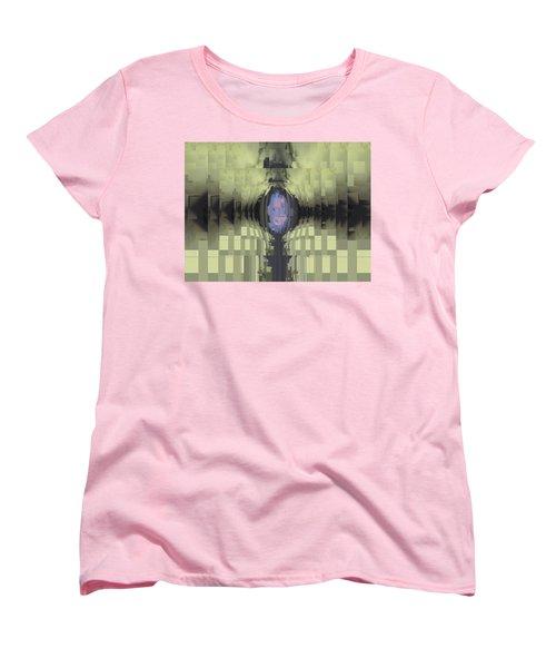 Riven Women's T-Shirt (Standard Cut) by Tim Allen