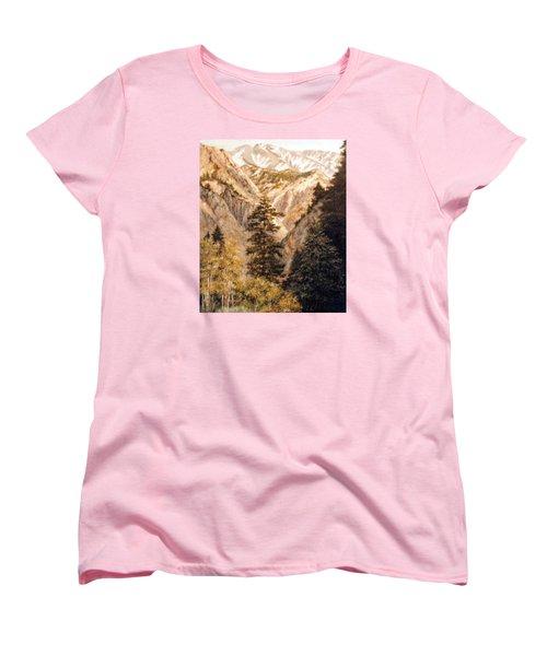 Shirley Temple Mine Women's T-Shirt (Standard Cut) by Donna Tucker