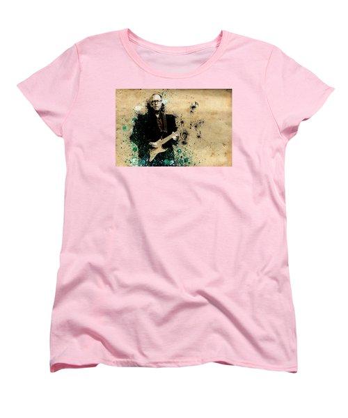 Tears In Heaven Women's T-Shirt (Standard Cut) by Bekim Art