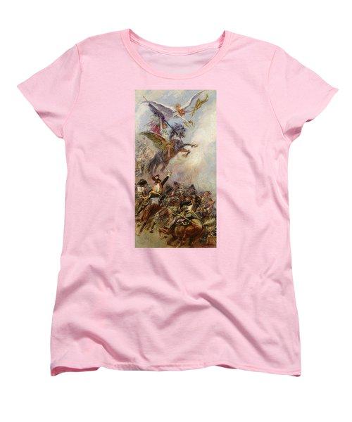 Victory Women's T-Shirt (Standard Cut) by Jean-Baptiste Edouard Detaille