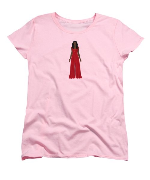 Destiny Women's T-Shirt (Standard Cut) by Nancy Levan