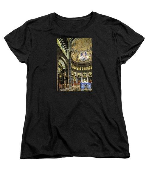 Altar Women's T-Shirt (Standard Cut) by Maria Coulson