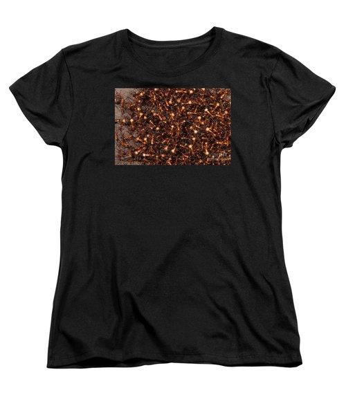 Army Ants Women's T-Shirt (Standard Cut) by Art Wolfe