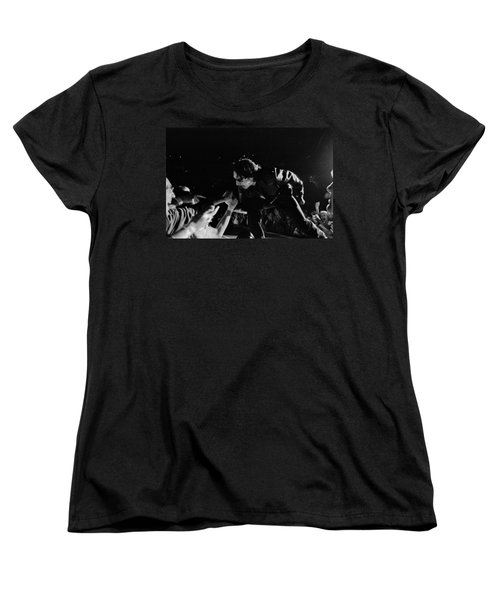 Bono 051 Women's T-Shirt (Standard Cut) by Timothy Bischoff