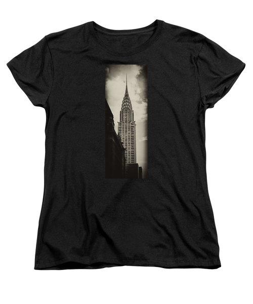 Chrysler Women's T-Shirt (Standard Cut) by Andrew Paranavitana