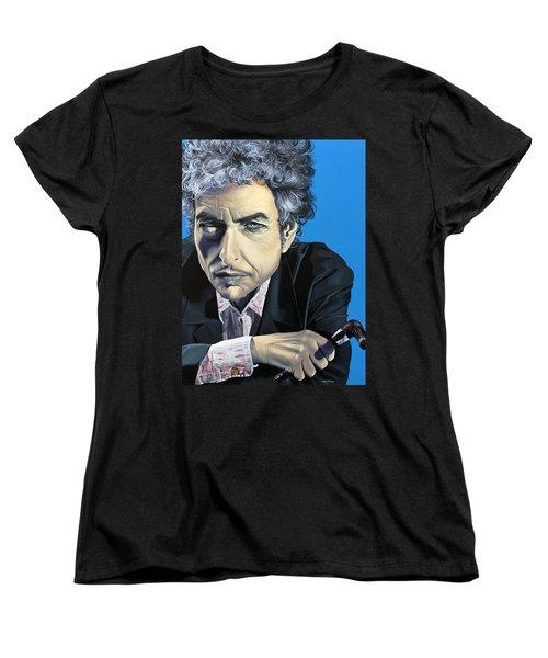 Dylan Women's T-Shirt (Standard Cut) by Kelly Jade King
