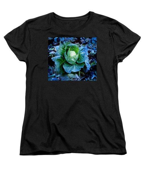 Flower Women's T-Shirt (Standard Cut) by Julian Cook