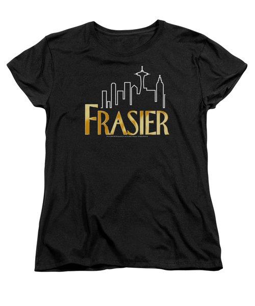 Frasier - Frasier Logo Women's T-Shirt (Standard Cut) by Brand A