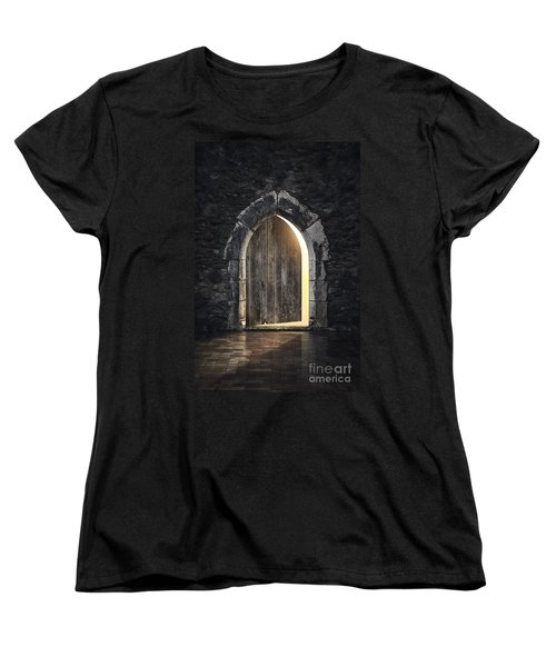 Gothic Light Women's T-Shirt (Standard Cut) by Carlos Caetano