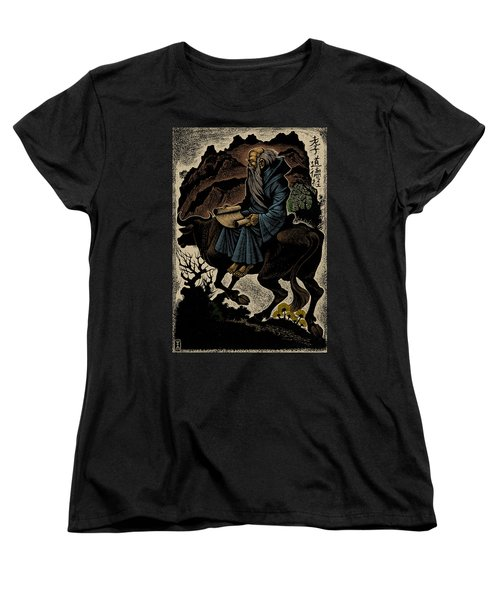 Women's T-Shirt (Standard Cut) featuring the photograph Laozi, Ancient Chinese Philosopher by Science Source