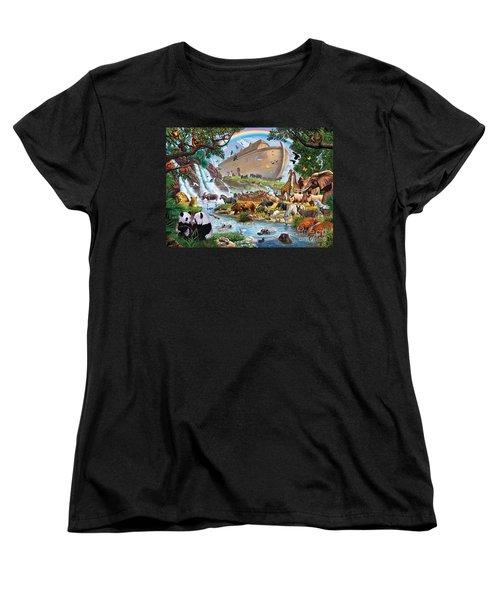 Noahs Ark - The Homecoming Women's T-Shirt (Standard Cut) by Steve Crisp