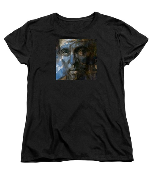Shackled And Drawn Women's T-Shirt (Standard Cut) by Paul Lovering