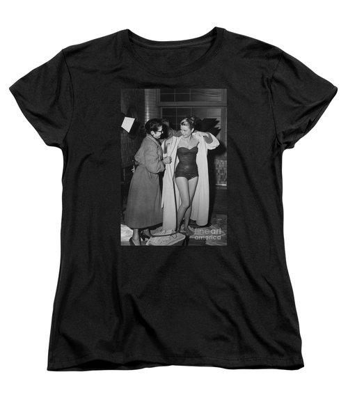 Grace Kelly  Women's T-Shirt (Standard Cut) by Photo Researchers