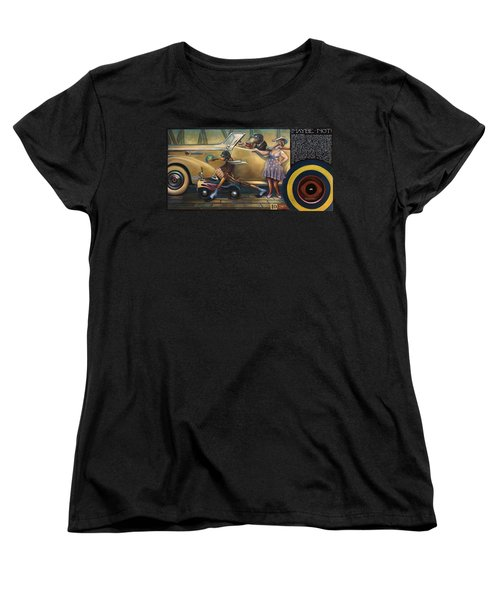 Maybe Maybe Not Women's T-Shirt (Standard Cut) by Patrick Anthony Pierson