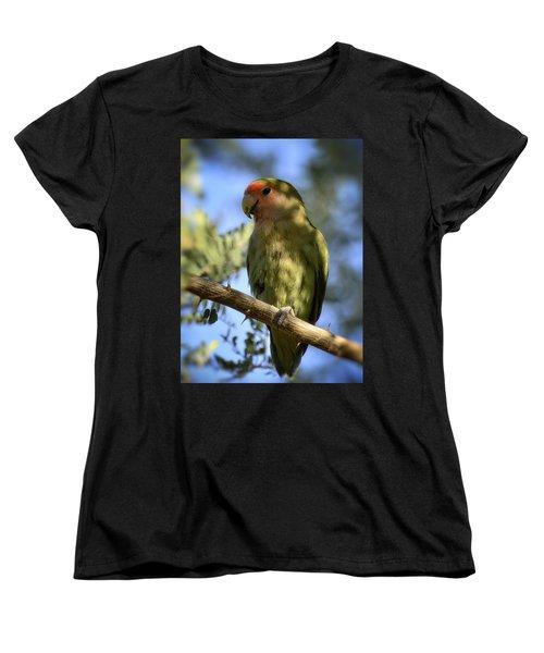 Pretty Bird Women's T-Shirt (Standard Cut) by Saija  Lehtonen