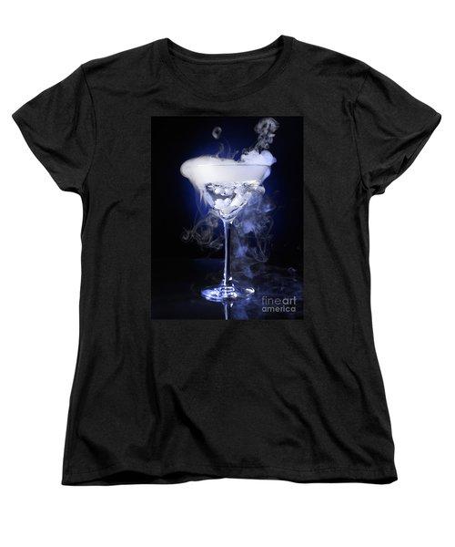 Exotic Drink Women's T-Shirt (Standard Cut) by Oleksiy Maksymenko