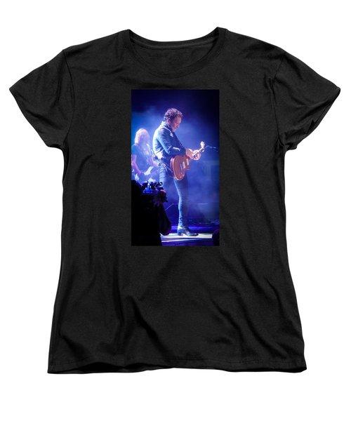 Vivian Campbell Women's T-Shirt (Standard Cut) by Luisa Gatti