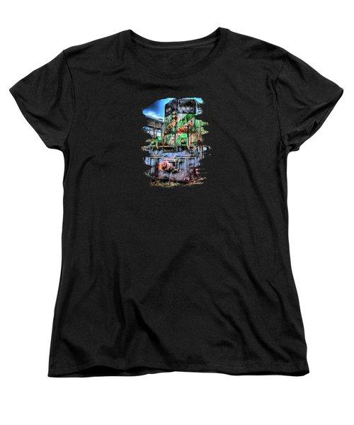 Big Bad 6116 Women's T-Shirt (Standard Cut) by Thom Zehrfeld