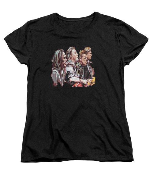 The Eagles Women's T-Shirt (Standard Cut) by Melanie D