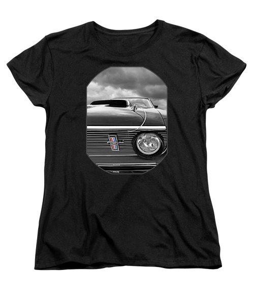 Eye Of The Storm Women's T-Shirt (Standard Cut) by Gill Billington