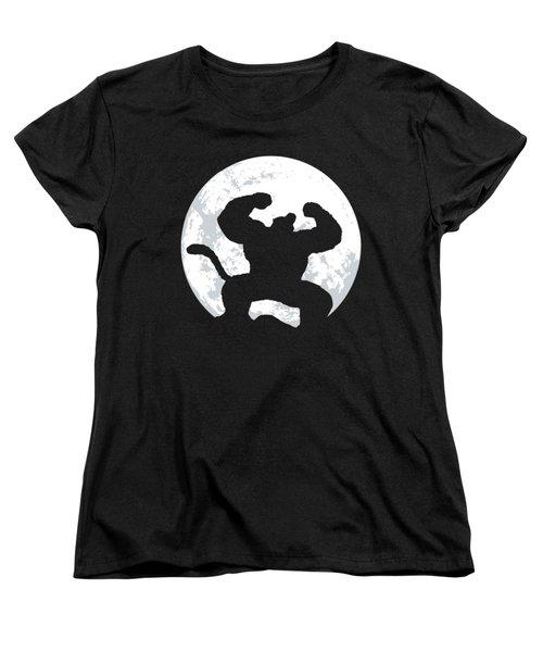 Great Ape Women's T-Shirt (Standard Cut) by Danilo Caro