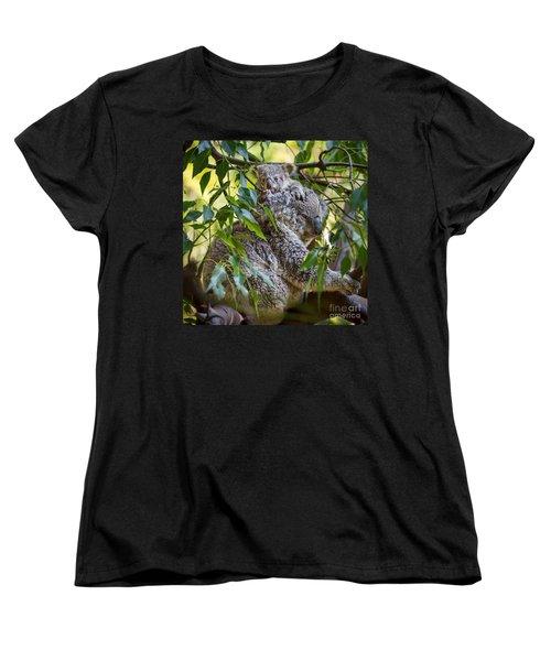 Koala Joey Women's T-Shirt (Standard Cut) by Jamie Pham