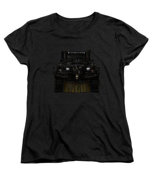 Midnight Run Women's T-Shirt (Standard Cut) by Shanina Conway