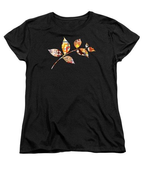 Never A Dull Moment Women's T-Shirt (Standard Cut) by Florentina Maria Popescu
