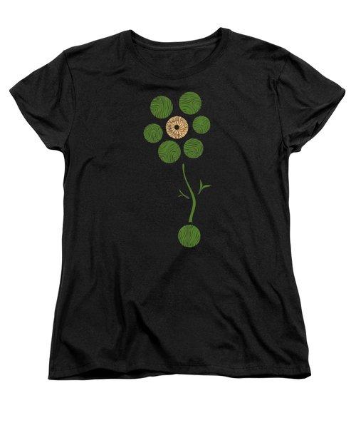Spring Flower Women's T-Shirt (Standard Cut) by Frank Tschakert