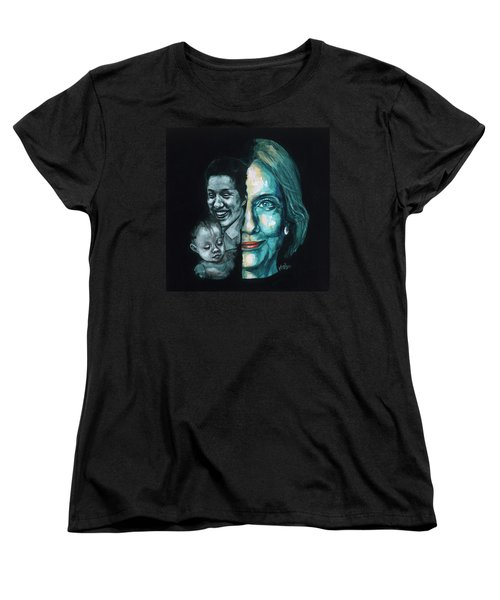 Thanks To Dorothy And Charlotte Women's T-Shirt (Standard Cut) by Konni Jensen
