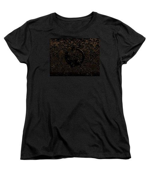 The Boston Celtics 1d Women's T-Shirt (Standard Cut) by Brian Reaves