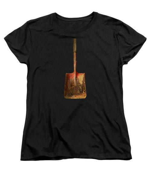 Tools On Wood 2 Women's T-Shirt (Standard Cut) by YoPedro